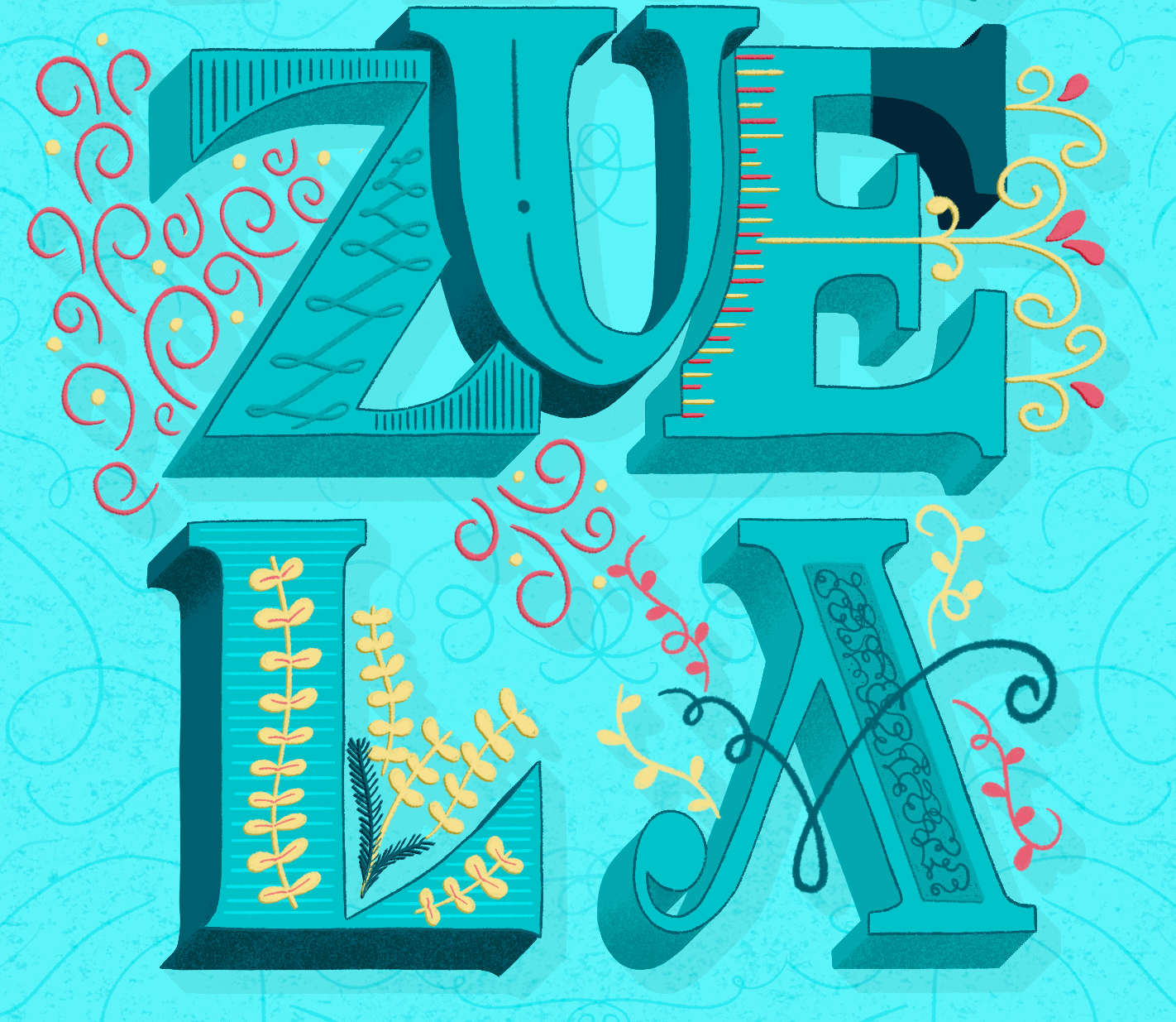 Venezuela-art-lettering-ibelis-garzon-details2