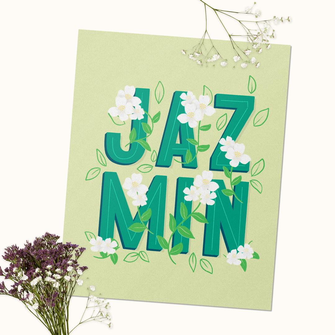 jazmin-postal-ibelina-pirulina-hand-lettering-mockup