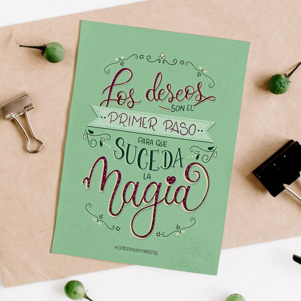 los-deseos-son-el-primer-paso-para-que-sueceda-la-magia-card