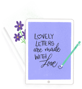 lovely-letters-are-made-with-love