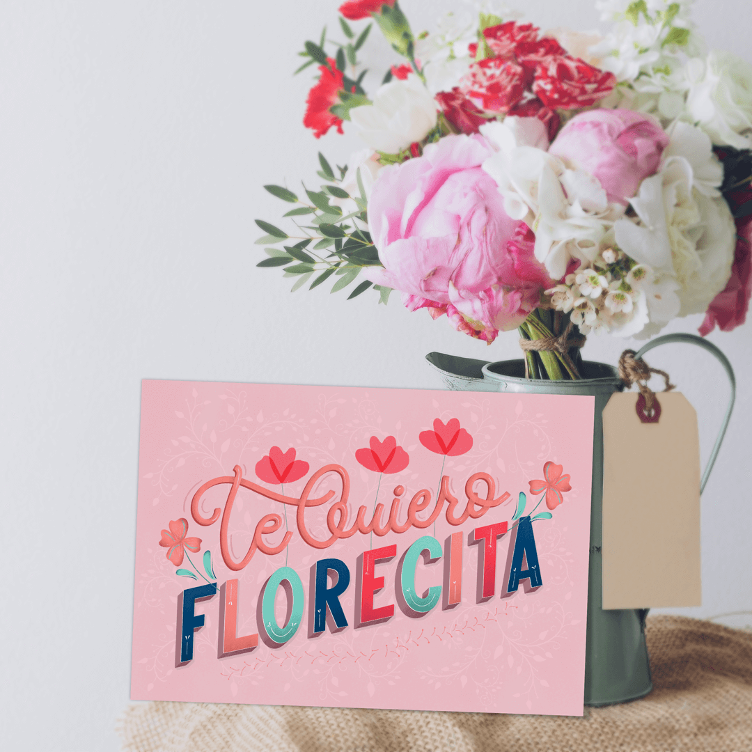 te-quiero-florecita-postal-ibelina-pirulina-hand-lettering-mockup